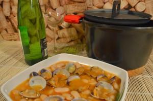 receta-fabes-con-almejas