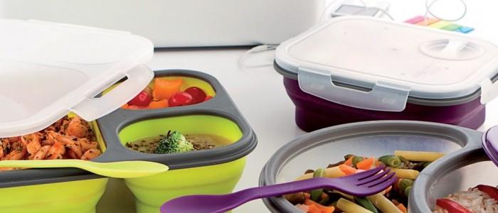 Lunch Box Plegables - Quid
