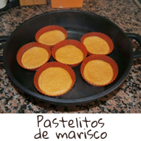 Pastelitos de marisco