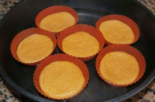 Receta pastelitos de marisco