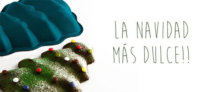 Bizcocho Árbol de Navidad