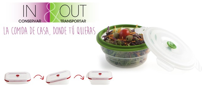 Recipientes In & Out