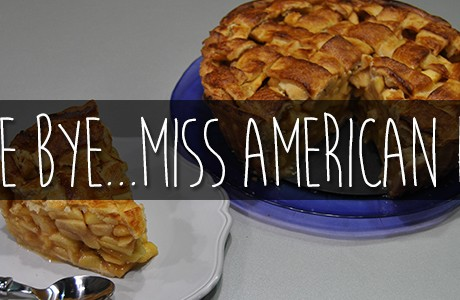 Receta de American Apple Pie