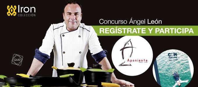 Concurso Iron by Ángel León