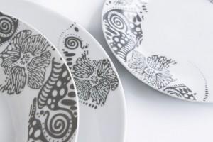vajilla porcelana quid