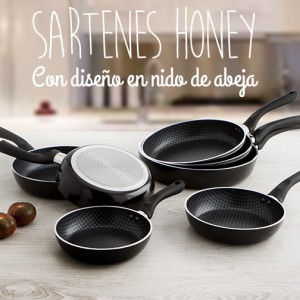 sartenes honey quid
