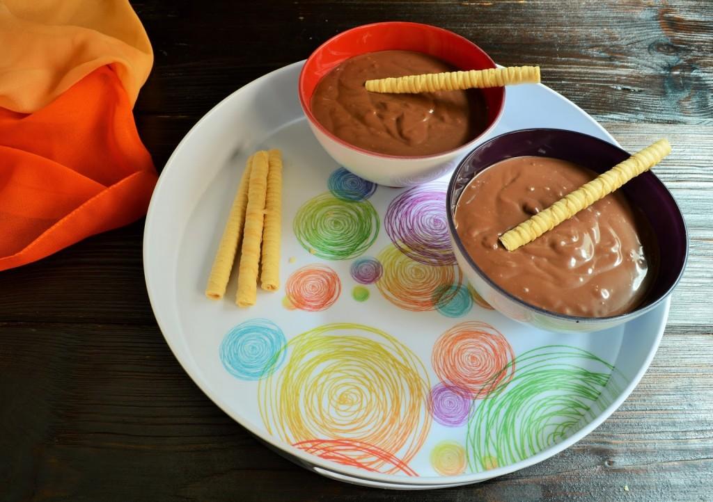 crema chocolate bandeja quid