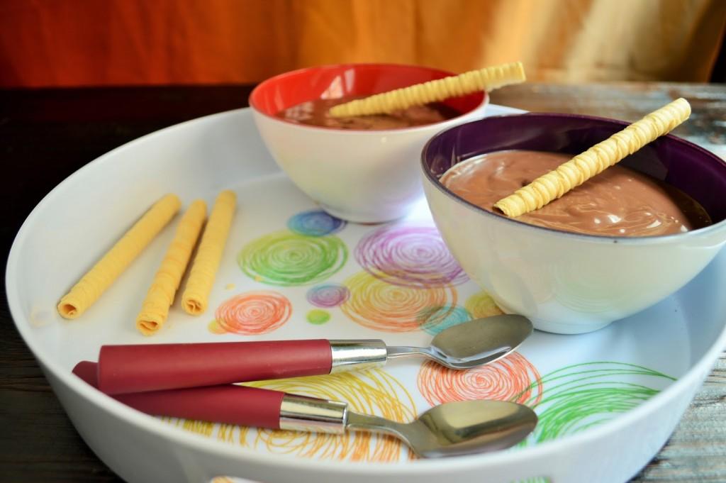 receta crema de chocolate