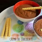 crema chocolate quid