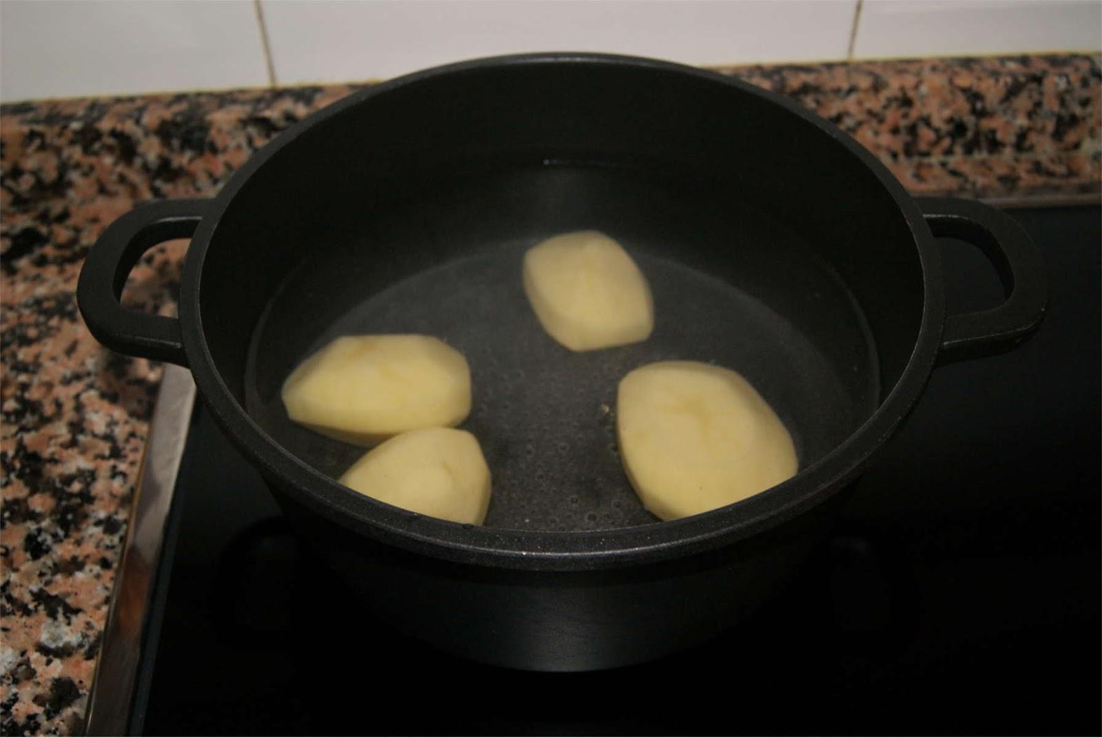 Chuletas de cordero al horno paso 1