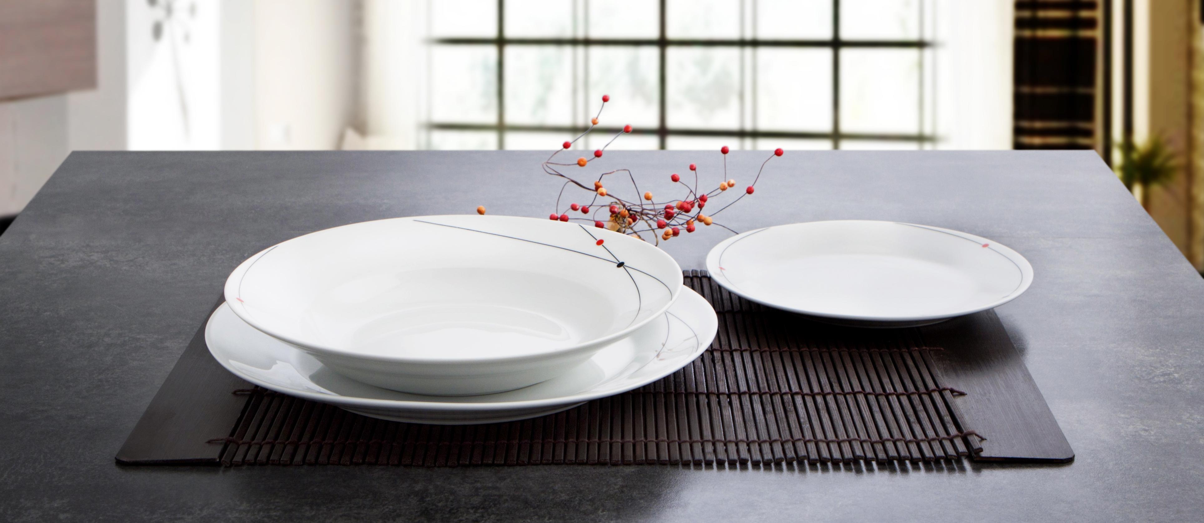 Vajilla de porcelana aretha el chef de la casa - Vajilla de porcelana ...