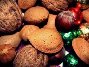 frutos secos navidad