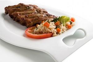carne plato