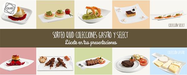 Colecciones Gastro y Select