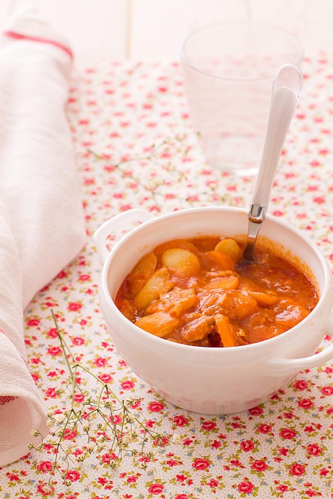 pollo-salsa-tomate