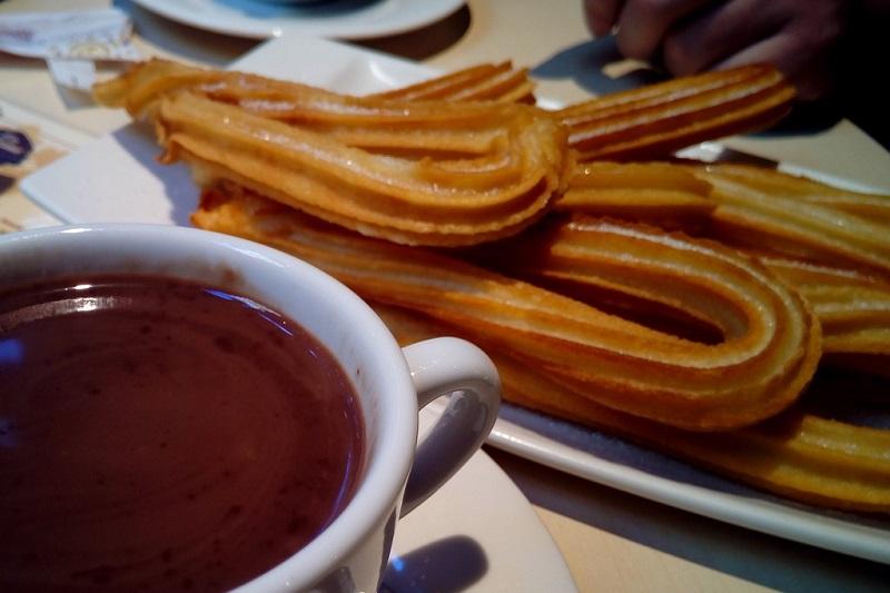 churros-gastronomia-espanola