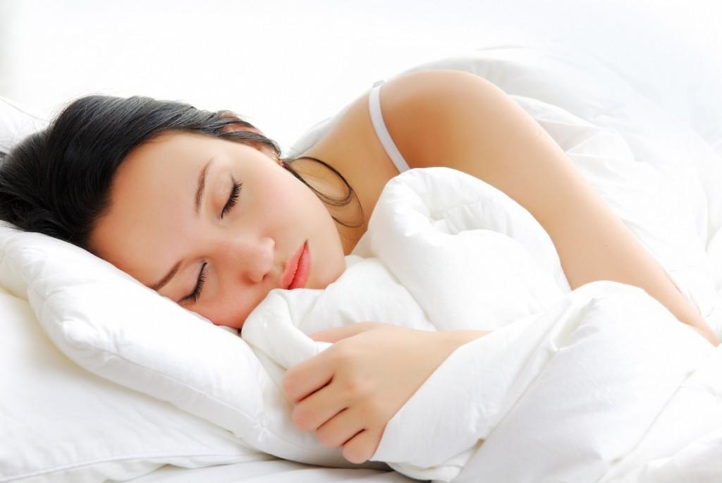 dormir y descanso