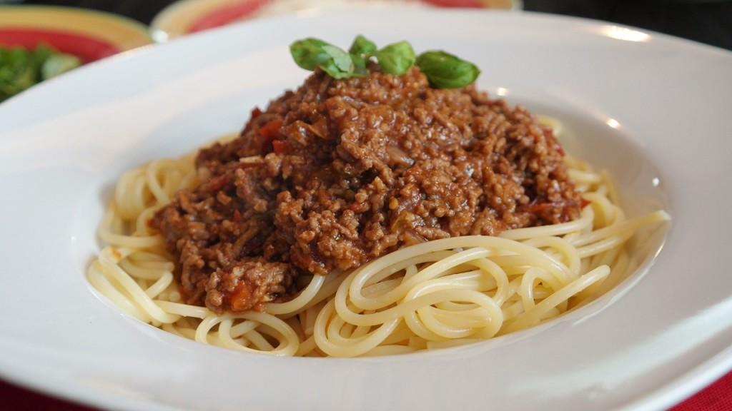 receta espaguetis bolonesa