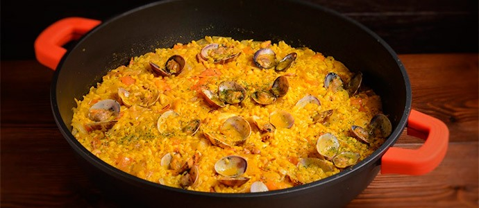 Receta arroz marinero
