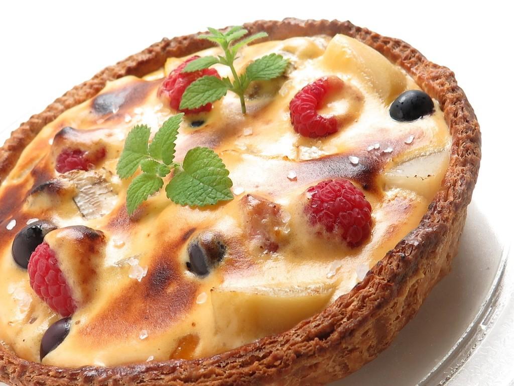tarta-crema-y-frutos-rojos