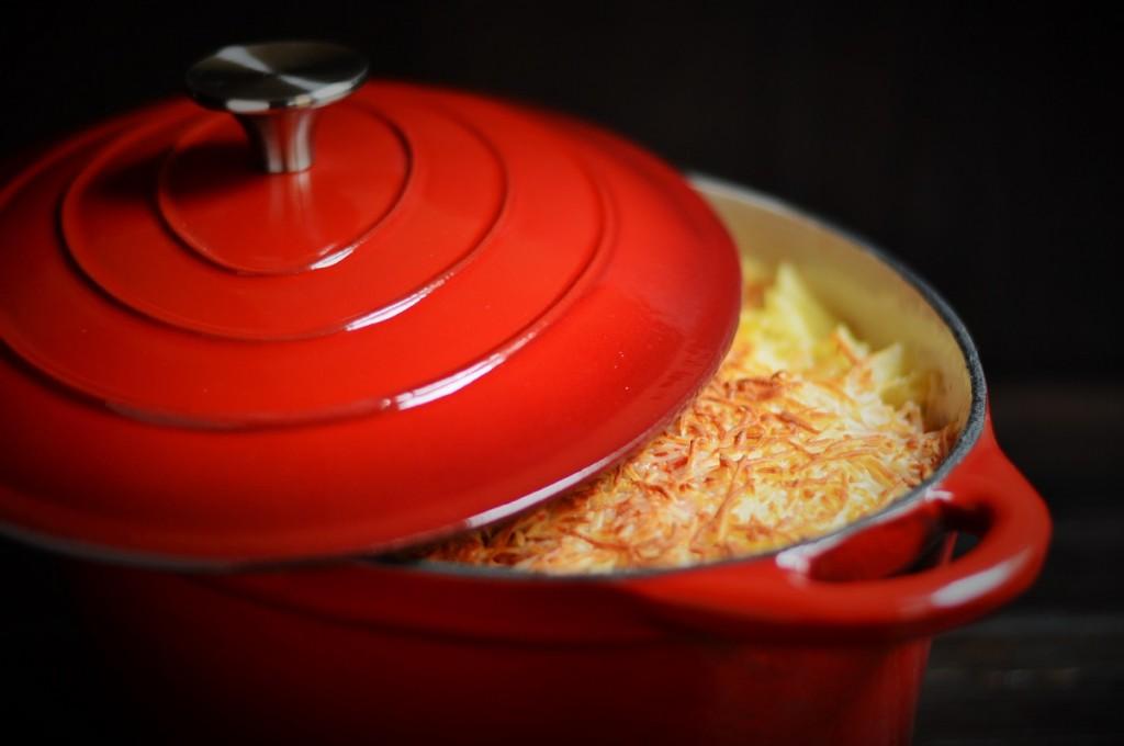 receta macarrones con carne