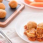 Receta croquetas de atún y tomate