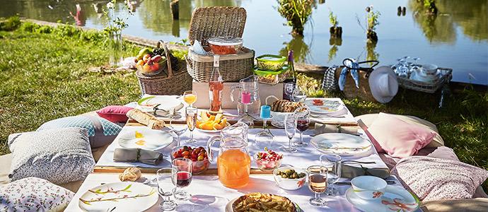 Ideas para comer al aire libre | El Chef de la Casa