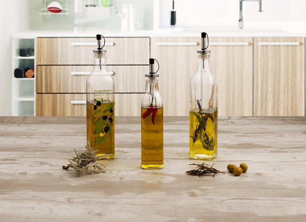 aromatizar aceite