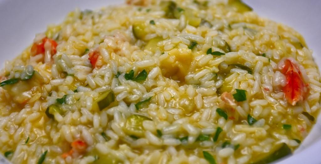 receta arroz