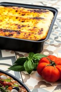 lasaña sabor de italia