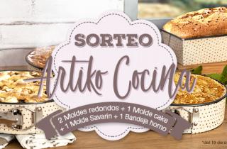Sorteo Artiko Cocina