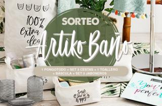 sorteo Artiko Baño