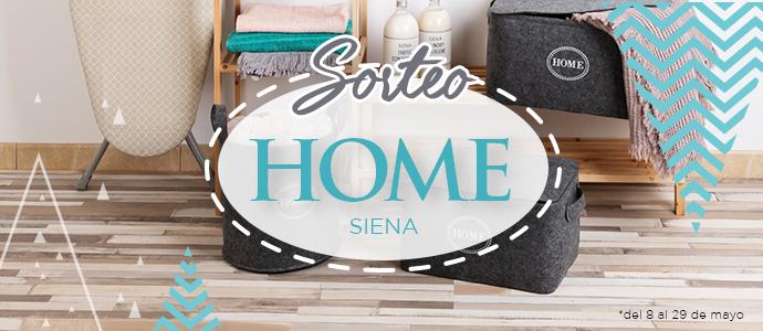 Sorteo Siena Home