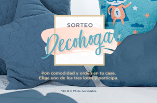sorteo Cotton Decohogar